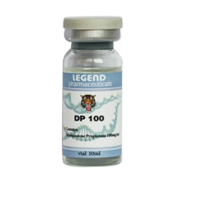 DP 100 (Drostanolone Propionate ) 10 vail*10ml