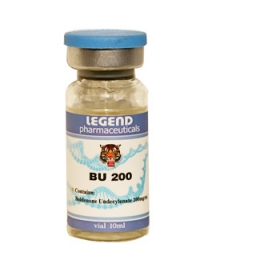 BU 200 (Boldenone Undecylenate 200mg/ml) 10 vial