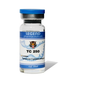 TC 250 (Testosterone Cypionate 250mg/ml) 10 vial