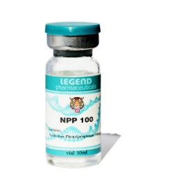 NPP 100 (Nandrolone Phenylpropionate 100mg/ml) 5 vial