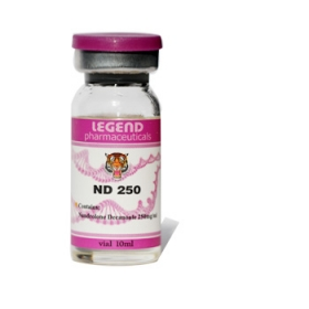 ND 250 (Nandrolone Decanoate 250mg/ml) 5 vial