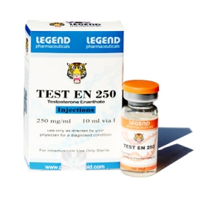TEST EN 250 (Testosterone Enanthate 250mg/ml) 10 vial