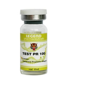 TEST PR 100(Testosterone Propionate 100mg/ml) 1 vial